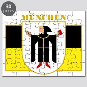 Munich (gold) Puzzle