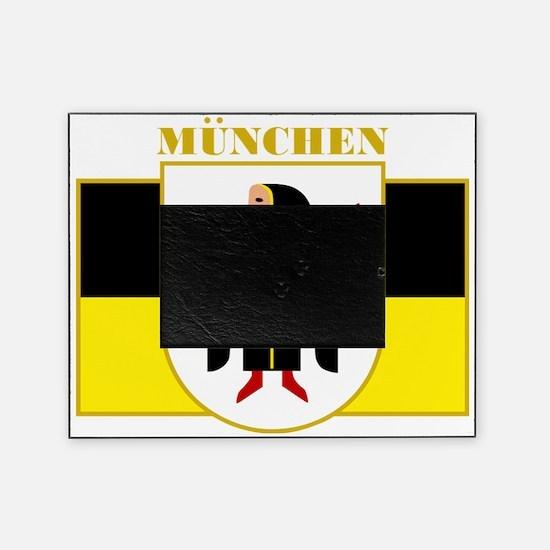 Munich (gold) Picture Frame