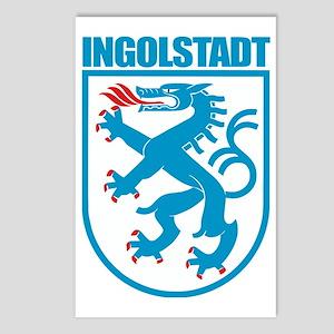 Ingolstadt Postcards (Package of 8)