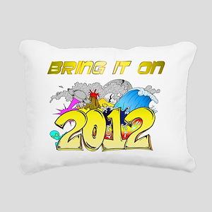 BRING2012 Rectangular Canvas Pillow