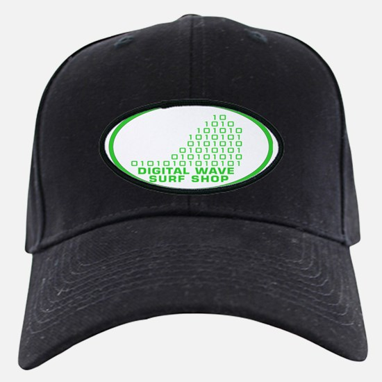 logowithbgothicgreentrovalbgtrbg2 Baseball Hat