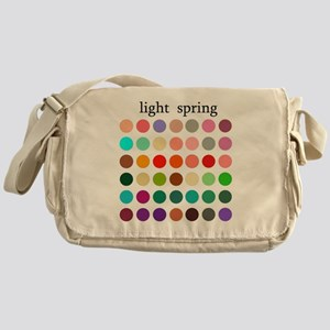 light spring Messenger Bag