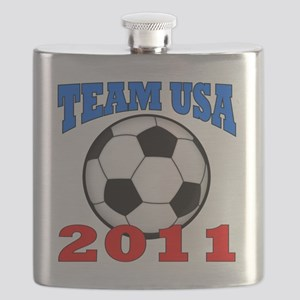 TEAM USA 2011 Flask