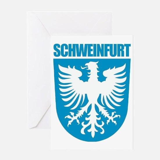 Schweinfurt Greeting Card