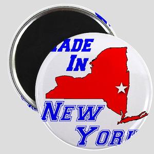 madein_newyork_rwb_whitestar2 Magnet
