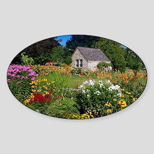Picture 788 calendar Sticker (Oval)