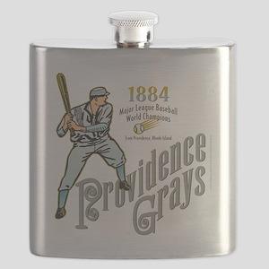 Providence Grays Flask