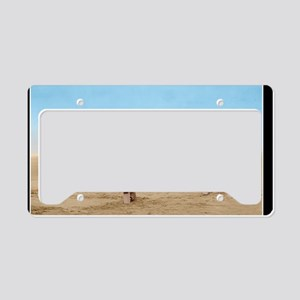 wright 14x10_print License Plate Holder