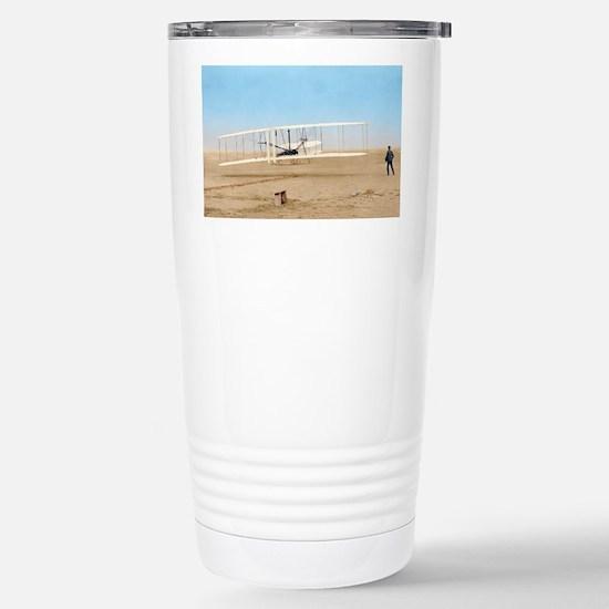 Wright 16x20_print2 Stainless Steel Travel Mug
