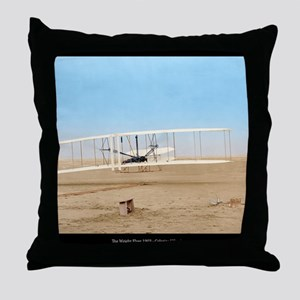 Wright 16x20_print2 Throw Pillow