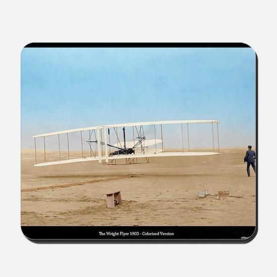 Wright 16x20_print2 Mousepad