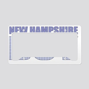 NEWHAMPSHIRE License Plate Holder