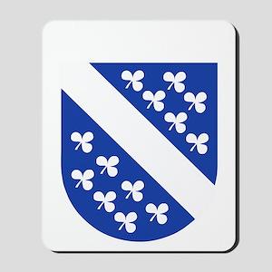 Kassel COA (white) Mousepad