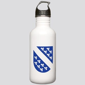 Kassel COA (white) Stainless Water Bottle 1.0L