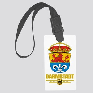 Darmstadt COA Large Luggage Tag