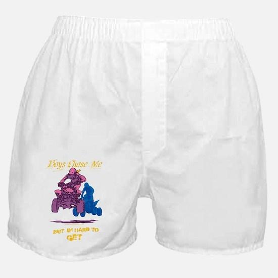 BoysChaseMeDk Boxer Shorts