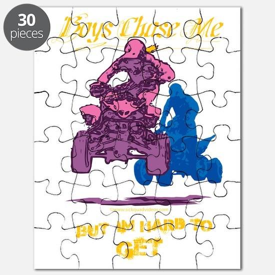 BoysChaseMeDk Puzzle