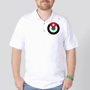 831x3-Roundel-Royal_Jordanian_Air_Force Golf Shirt