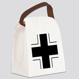 5x5-Balkenkreuz Canvas Lunch Bag
