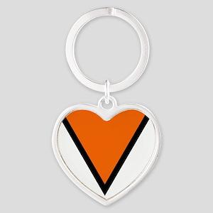 5x5-Netherlands_roundel_WW2 Heart Keychain