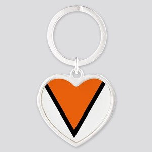 8x10-Netherlands_roundel_WW2 Heart Keychain