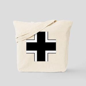 7x7-Balkenkreuz Tote Bag