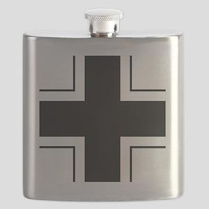 7x7-Balkenkreuz Flask