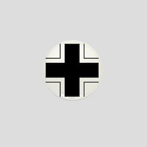 7x7-Balkenkreuz Mini Button