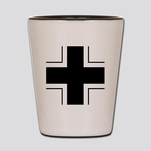 7x7-Balkenkreuz Shot Glass