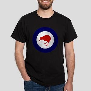 5x5-Rnzaf_roundel Dark T-Shirt