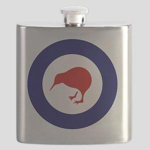 10x10-Rnzaf_roundel Flask