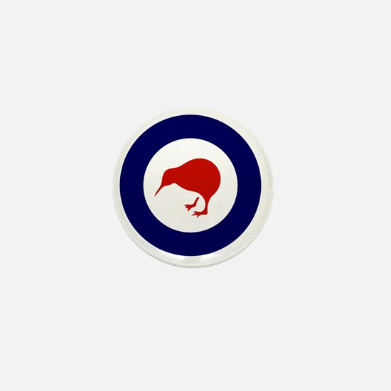 10x10-Rnzaf_roundel Mini Button