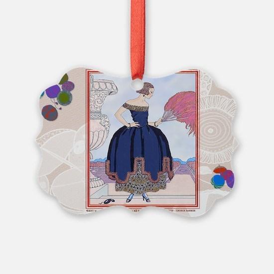 2 FEB BARBIER PAVANE Ornament