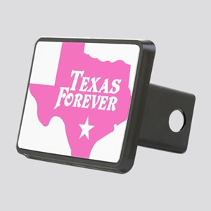 state-texas-forever-star-p Rectangular Hitch Cover