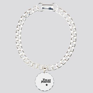 State Texas Forever Star Charm Bracelet One