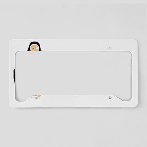 NILF 1 License Plate Holder