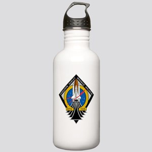 STS-135 Mission Patch Stainless Water Bottle 1.0L