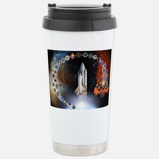 L Columbia Tribute Stainless Steel Travel Mug