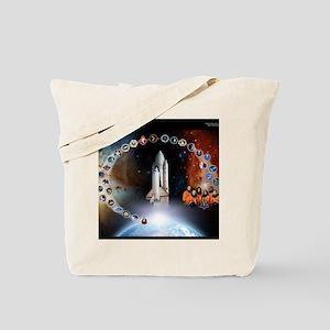 L Columbia Tribute Tote Bag