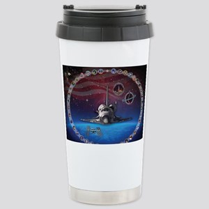 L Discovery Tribute Stainless Steel Travel Mug