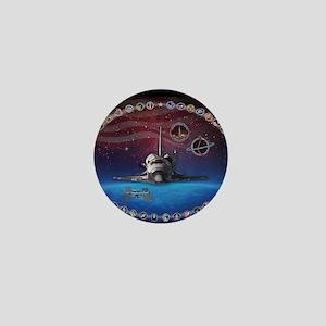 L Discovery Tribute Mini Button