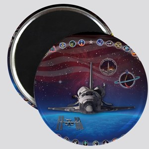 L Discovery Tribute Magnet