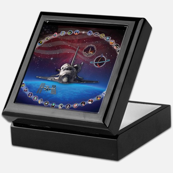 L Discovery Tribute Keepsake Box