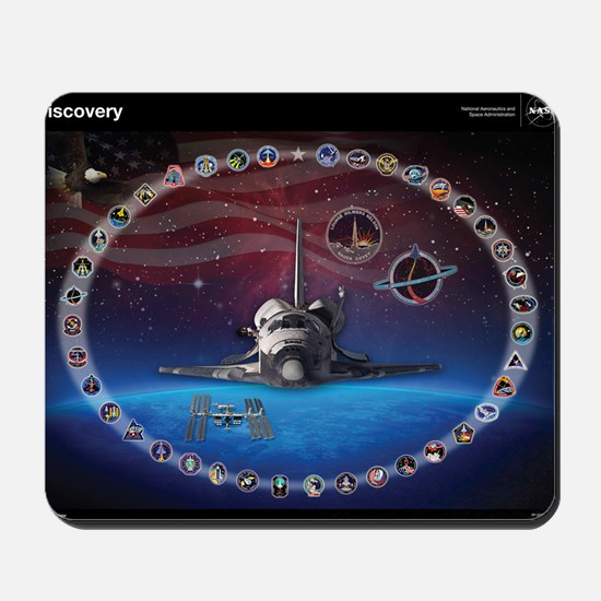 L Discovery Tribute Mousepad