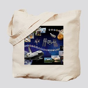 L Atlantis Tribute Tote Bag