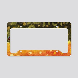brook_skin_rect2_thin License Plate Holder
