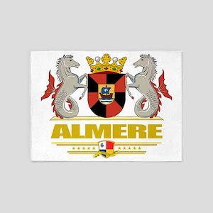 Almere (Flag 10) 5'x7'Area Rug