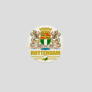 Rotterdam (Flag 10) Mini Button