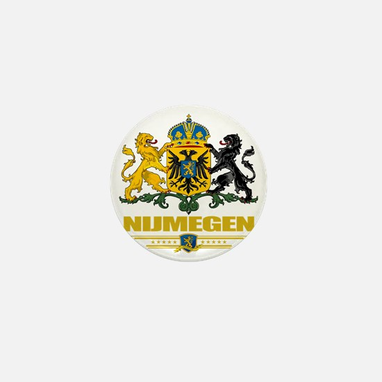 Nijmegen (Flag 10) Mini Button