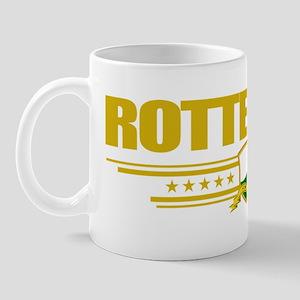 Rotterdam (Flag 10) pocket Mug